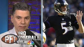 Download Joe Flacco could be Denver's answer | Pro Football Talk | NBC Sports Video