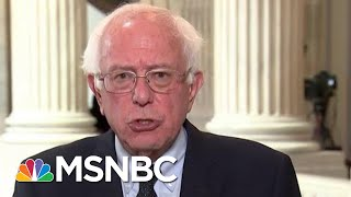 Download Senator Bernie Sanders On Healthcare And Cardi B | Velshi & Ruhle | MSNBC Video