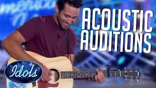 Download AMAZING ACOUSTIC Auditions on American Idol 2018! | Idols Global Video