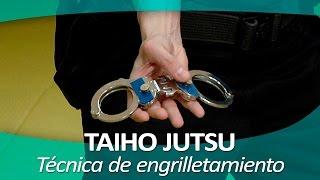 Download TAIHO JUTSU 9 (sistema japonés defensa personal policial) | Técnica de engrilletamiento Video
