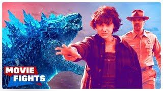 Download Godzilla vs Stranger Things?! APOCALYPSE MOVIE FIGHTS Video
