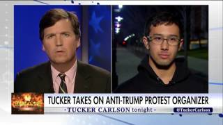 Download Anti-Trump Protest Organizer Gets Owned!! Video