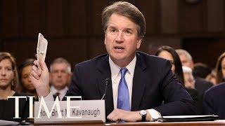 Download Senators give arguments following a vote to advance Brett Kavanaugh's nomination | TIME Video