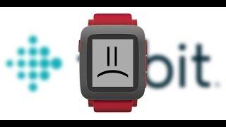 Download FitBit's App should support Pebble Smartwatch Video