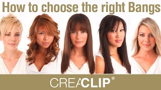 Download How to choose the right Bangs for your face shape Video