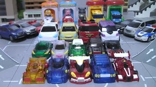 Download 터닝메카드 10대 장난감 Turning Mecard Car Robot Toys Video