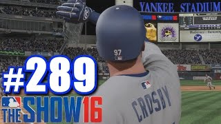 Download HOME RUN CYCLE IN A WORLD SERIES GAME! | MLB The Show 16 | Road to the Show #289 Video
