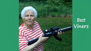 Download Try Not To Laugh or Grin While Watching Ross Smith Grandma Instagram Videos - Best Viners 2017 Video