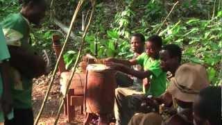 Download Baka at Gbiné singing ″Ewoundo″ rough cut/mix Video