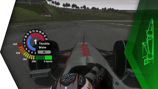 rFactor - F1 RFT 2009 (Sebastian Vettel in Abu Dhabi) Free Download