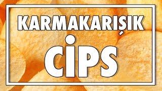 Download Karmakarışık Cips Yaptık - Oha Diyorum Mutfakta Video