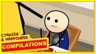 Download Cyanide & Happiness Compilation - #8 Video
