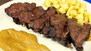 Download Carrilleras de ternera en salsa de vino, receta facil y con un sabor ¡ESPECTACULAR! Video