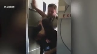 Download Pilot Tackles Drunk Passenger Video