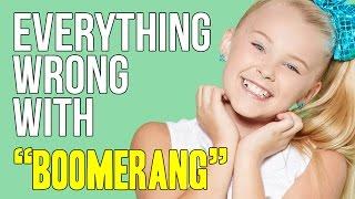 Download Everything Wrong With JoJo Siwa - ″Boomerang″ Video