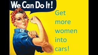 Download How to get women into cars, motorsports and automotive fields Video