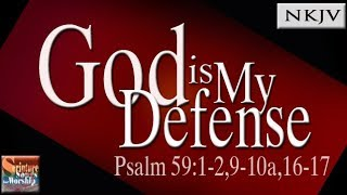 Psalm 91 Scripture Song ″My God, In Him I Will Trust″ (Esther Mui
