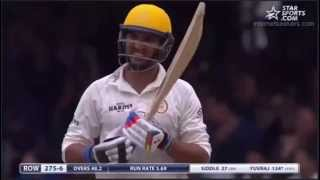 Download Yuvi Touch Sachin's Feet at LORDS England MCC VS ROW XI Video