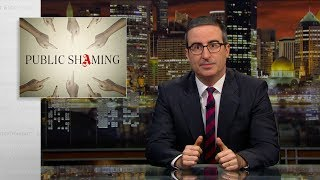 Download Public Shaming: Last Week Tonight with John Oliver (HBO) Video