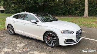 Download Quick Drive: 2018 Audi S5 Sportback Video