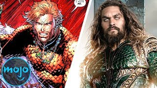 Download Top 10 Things You Didn't Know About the Aquaman Movie Video