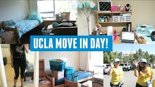 Download UCLA MOVE IN DAY! (Moving to College & Unpacking) Video
