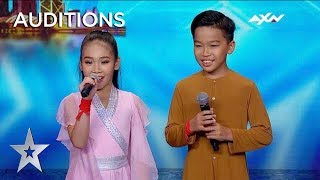 Download Cute Kids Once Upon A Time Stun The Audience! | Asia's Got Talent 2019 on AXN Asia Video