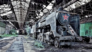 Download 13 Creepiest Abandonned Soviet Era Places Video