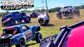 Download Traxxas RC Soccer Shootout! | Traxxas Underground Video
