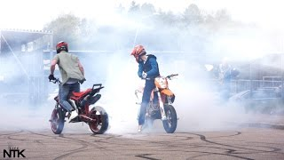 Download Supermoto Stuntriding Show (4k) Video