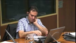 Download Hezkuntza Batzordea: EHIGE-Euskal Herriko Ikasleen Gurasoen Elkarteko presidentearen agerraldia Video