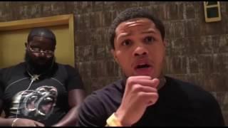 Download Gervonta Davis on Tevin Farmer Getting Shot - EsNews Boxing Video