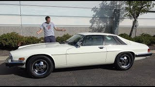 Download The Jaguar XJS V12 Is the Cheapest V12 Sports Car On Earth Video