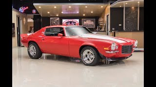 Download 1970 Chevrolet Camaro For Sale Video