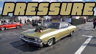 Download PLENTY OF PRESSURE OUT OF THIS BLOWN CHEVELLE AT LIGHTS OUT 9! Video
