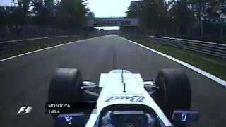 Download The Fastest Lap in F1 History: Montoya at Monza Video