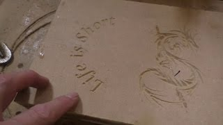 Download CNC Table Auto Level with G-Code Ripper for Perfect V-Bit Carving Video