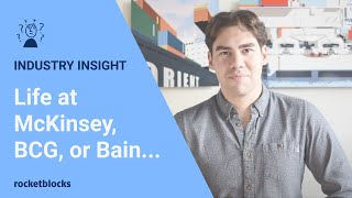 Download Is life as a McKinsey, BCG or Bain consultant glamorous? Video