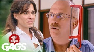 Download Escaping Prisoners - Best of Just For Laughs Gags Video