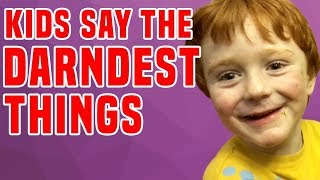 Download Kids Say The Darndest Things vs Kids Fails! Video