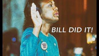 Download I BELIEVE ANITA? Anita Hill Excused Bill Clinton Video
