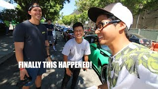 Download Driving my car down to California from Canada & meeting these Legends!! (Illiminate Crew + Dustin W) Video