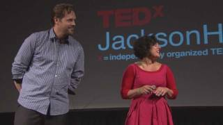 Download TEDxJacksonHole - Nona Yehia & Jefferson Ellinger - New Architectures: Nature and Phenomena Video