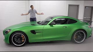 Download The $200,000 Mercedes-AMG GTR Is the Ultimate Mercedes Video