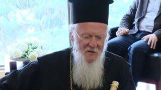 Download Patrik Bartholomeos Selçuk'ta Video