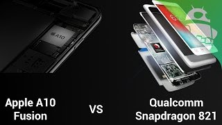Download Qualcomm Snapdragon 821 versus Apple A10 Fusion Video