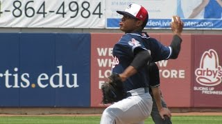 Download MARCUS STROMAN, RHP, Toronto Blue Jays - Double-A New Hampshire Fisher Cats Video