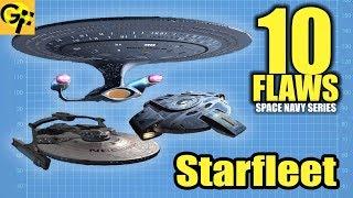 Download 10 Flaws FEDERATION STARFLEET (Star Trek) Video