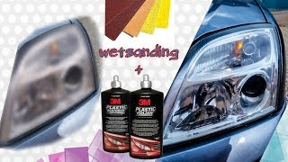 Download Epic polishing under 3$ headlight restoration opel signum Video