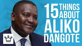 Download 15 Things You Didn't Know About Aliko Dangote Video